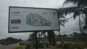 Residential Land Land for sale Km 34, Lekki Epe Expressway, Beside Mobil Petrol station, Adeba. Lakowe Ajah Lagos