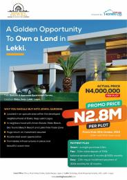 Residential Land Land for sale Eleko Ibeju-Lekki Lagos