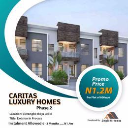 Land for rent Eleranigbe Ibeju-Lekki Lagos