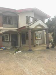 7 bedroom Detached Duplex House for sale Makinde,Babalegba bus stop Ijegun Ikotun/Igando Lagos