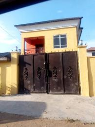 3 bedroom Detached Duplex House for sale off Dopemu. Agege.  Dopemu Agege Lagos