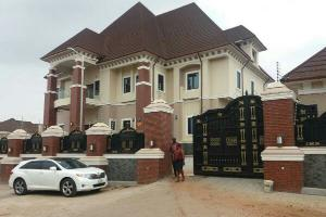 10 bedroom Detached Duplex House for sale Asokoro Asokoro Abuja