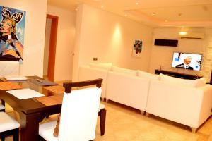 2 bedroom Flat / Apartment for shortlet Nasarawa Street Banana Island Ikoyi Lagos