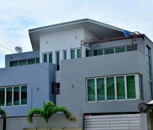 4 bedroom Terraced Duplex House for sale Bashiru Shittu Road, GRA,  Magodo Isheri Ojodu Lagos