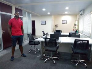 Workstation Co working space for shortlet 3,ijaiye rd  Ogba Bus-stop Ogba Lagos