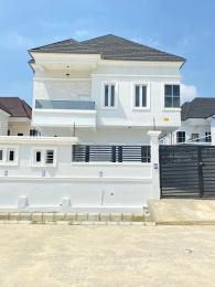 4 bedroom Detached Duplex House for sale Chevron Alternative drive, Lekki Lagos.  chevron Lekki Lagos