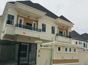 4 bedroom Semi Detached Duplex House for sale Chevron alternative drive  chevron Lekki Lagos