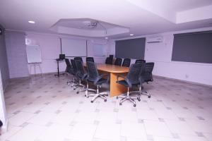 Office Space Commercial Property for shortlet 90, Wuraola House,  Allen Avenue Ikeja Lagos