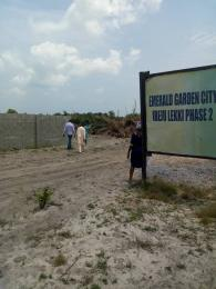 Residential Land Land for sale Folu-ise LaCampaigne Tropicana Ibeju-Lekki Lagos