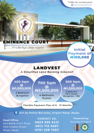 Residential Land Land for sale Gwagwalada Abuja
