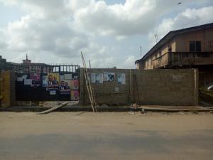 Land for sale ADEYEMI street Bolade Oshodi Lagos