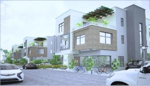 4 bedroom Detached Duplex House for sale Oniru Private Estate ONIRU Victoria Island Lagos