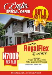 Residential Land Land for sale Dangote refinery Eleko Ibeju-Lekki Lagos