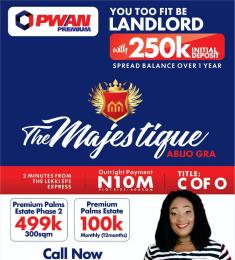 Residential Land Land for sale Abijo G.R.A 15minutes away from lekki phase two Sangotedo Ajah Lagos