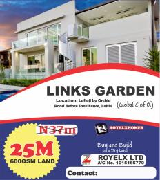 Mixed   Use Land Land for sale Near Shell Estate in the neighbourhood of Orchid Area  Lekki Phase 2 Lekki Lagos