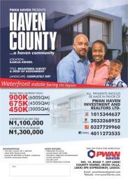 Residential Land Land for sale Proposed international airport after pan Atlantic university Eleko Ibeju-Lekki Lagos