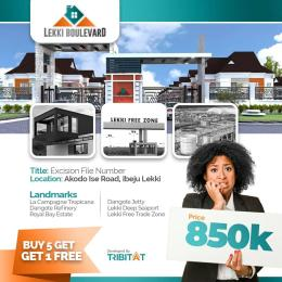 Land for sale Akodo Ise Ibeju-Lekki Lagos