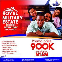Residential Land Land for sale Lekki free trade zone refinery Eleko Ibeju-Lekki Lagos