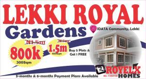 Mixed   Use Land Land for sale Idata Community in the neighbourhood of Dangote Refinery  Free Trade Zone Ibeju-Lekki Lagos