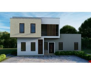 3 bedroom Land for sale prime 1 estate Idu Abuja