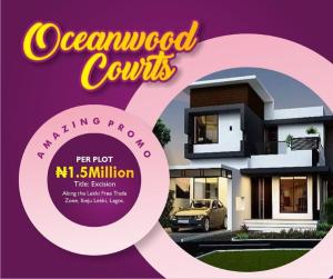 Mixed   Use Land Land for sale Coastal Road facing Eleko Beach  Eleko Ibeju-Lekki Lagos