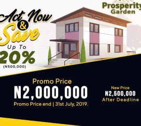 Residential Land Land for sale Ilagbo  Free Trade Zone Ibeju-Lekki Lagos