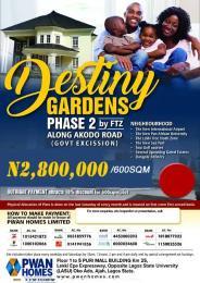 Mixed   Use Land Land for sale Along Akodo Road  Akodo Ise Ibeju-Lekki Lagos