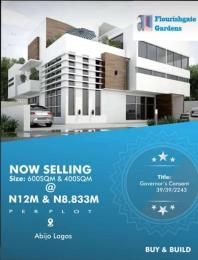 Residential Land Land for sale Opposite Corona School Abijo GRA  Abijo Ajah Lagos