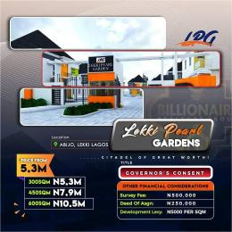 Serviced Residential Land Land for sale 2 minutes Off Lekki-Epe Expressway and 10 minutes to Shoprite  Abijo Ajah Lagos