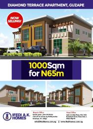 Residential Land Land for sale Close to coza Guzape Abuja