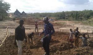 5 bedroom Mixed   Use Land Land for sale Close to hall ,7 Karsana Abuja