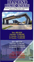 Residential Land Land for sale Diamond estate Kubwa is behind Nipco filling station along Kubwa express way. Kubwa Abuja