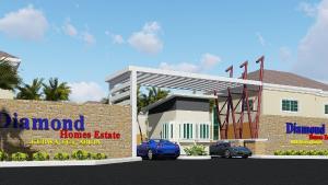 Residential Land Land for sale Diamond estate Kubwa is behind Cantata estate off biajin road, Bazango extension Kubwa Abuja. Kubwa Abuja