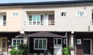 3 bedroom Terraced Duplex House for sale Phase 2 Lekki Gardens estate Ajah Lagos - 0