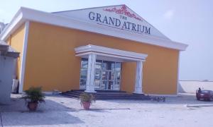 Event Centre Commercial Property for sale ALONG LEKKI AJAH EXPRESS WAY  Lekki Lagos