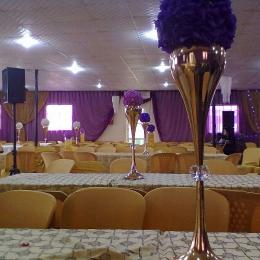Event Centre Commercial Property for shortlet 19 sobo siffre,  arowojobe estate  Mende Maryland Lagos