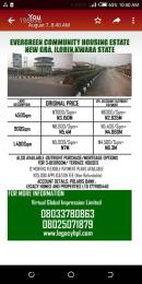 Residential Land Land for sale Taoheed Road,New GRA,Ilorin, Ilorin Kwara