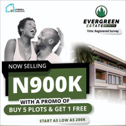 Residential Land Land for sale Epe Epe Road Epe Lagos