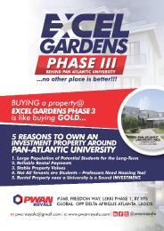 Mixed   Use Land Land for sale Egan Ofiran Ikorodo Community ( behind the Pan Atlantic University) Eleko Ibeju-Lekki Lagos