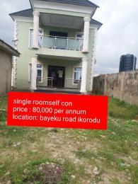 1 bedroom mini flat  Studio Apartment Flat / Apartment for rent D LAW STREET Igbogbo Ikorodu Lagos