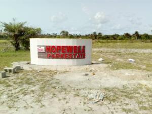 Land for sale lapekun off LaCampaigne Tropicana Ibeju-Lekki Lagos