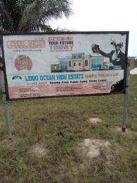 Residential Land Land for sale Itamarun, Ibeju Lekki  LaCampaigne Tropicana Ibeju-Lekki Lagos
