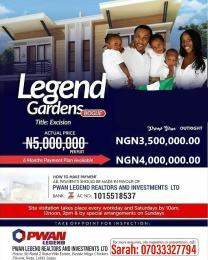 Land for sale Bodije Lakowe Ajah Lagos