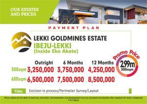 Mixed   Use Land Land for sale Inside Eko-Akete Ibeju-Lekki Lagos