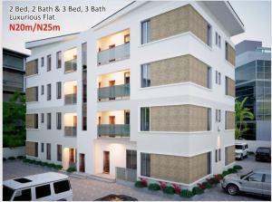 2 bedroom Flat / Apartment for sale Amen Estate Development, Eleko Beach Road, Off Lekki Epe Expressway, Ibeju Lekki , Lagos, Nigeria Eleko Ibeju-Lekki Lagos
