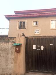 2 bedroom Self Contain Flat / Apartment for rent Theo Okunusi street off Oriola street Alapere Alapere Kosofe/Ikosi Lagos