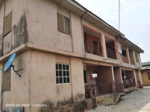 2 bedroom Blocks of Flats House for rent Oke-Ira Ogba Lagos