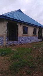 2 bedroom Detached Bungalow House for sale GRACELAND ESTATE AROGUN OFADA ROAD Ofada Obafemi Owode Ogun