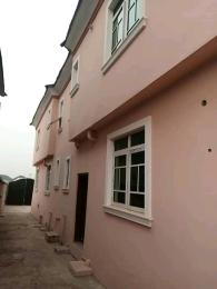 Detached Duplex House for sale Estate by ago palace way Ago palace Okota Lagos
