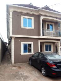 2 bedroom Blocks of Flats House for rent Iju road via Ogba college road. Iju Agege Lagos